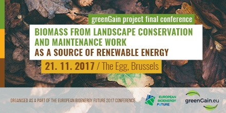 greenGain project Final Conference