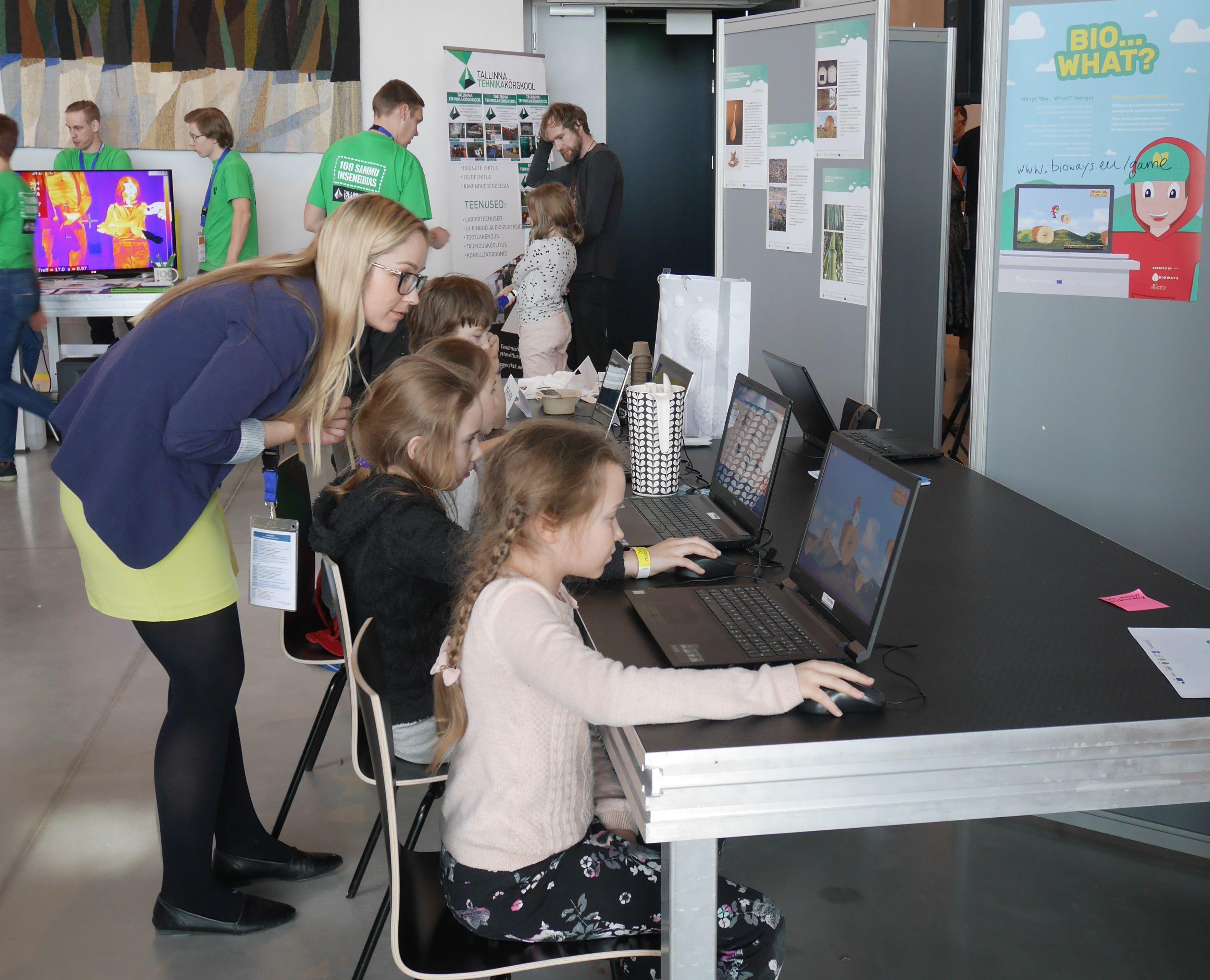 BIOWAYS barcamp in Tartu
