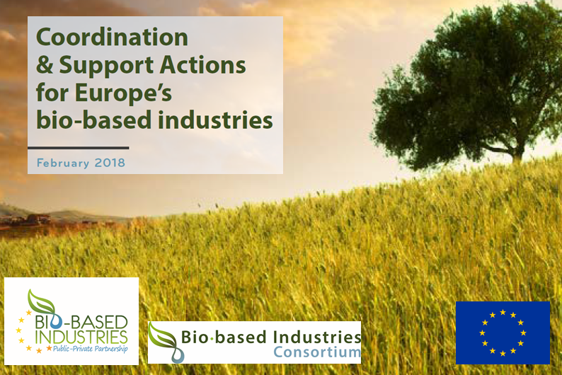 BIOWAYS features in BBI JU document on the outcomes from Coordination & Support Actions